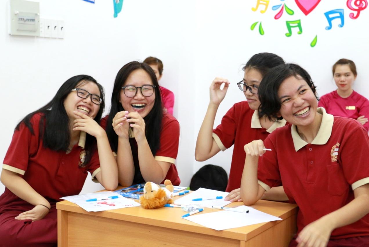 Học sinh Asian School trải nghiệm Ngày hội khoa học quốc tế - Science Day 2019