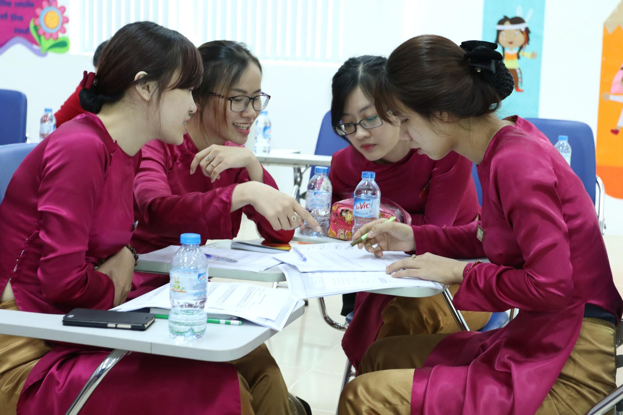 Nâng cao hiệu quả giảng dạy tiếng Anh theo phương pháp BACKWARD DESIGN