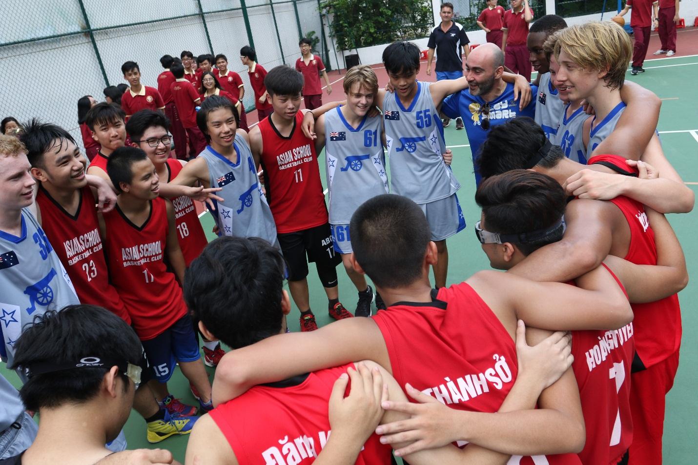 Buổi giao lưu ấn tượng giữa Trường Quốc tế Á Châu và Trường Essington School Darwin