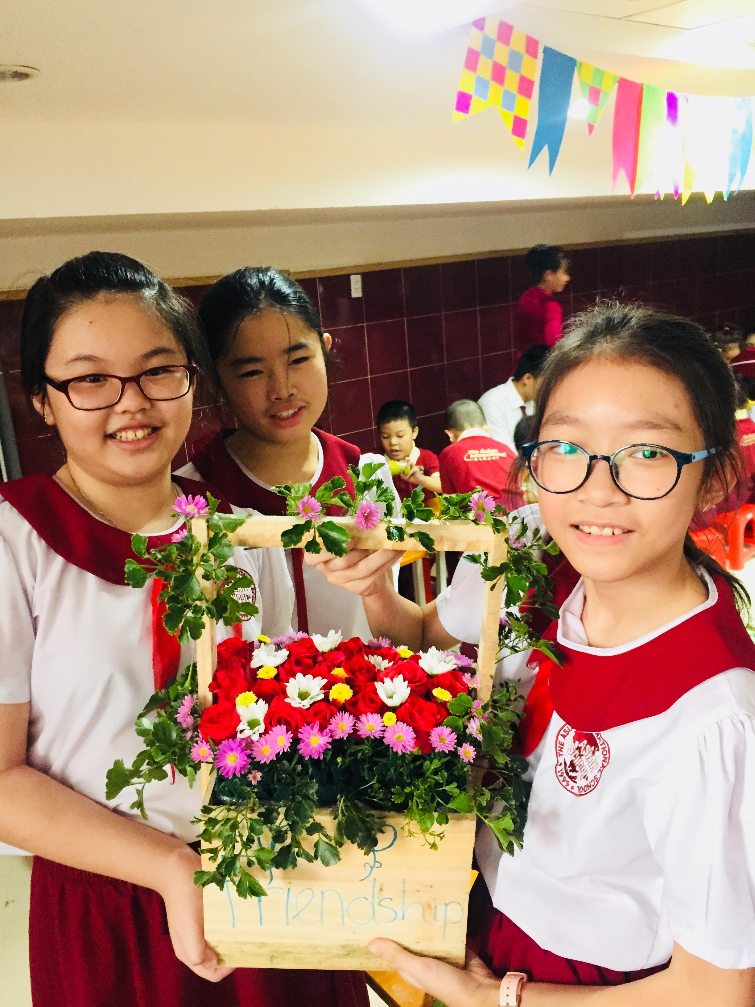 TOY FESTIVAL - SÂN CHƠI SÁNG TẠO CHO HỌC SINH TRƯỜNG QUỐC TẾ Á CHÂU