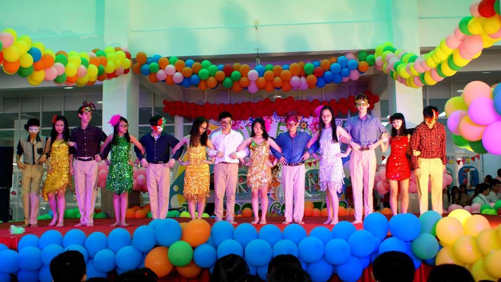 Học sinh Quốc tế Á Châu khám phá văn hóa thế giới với Lễ hội mùa xuân