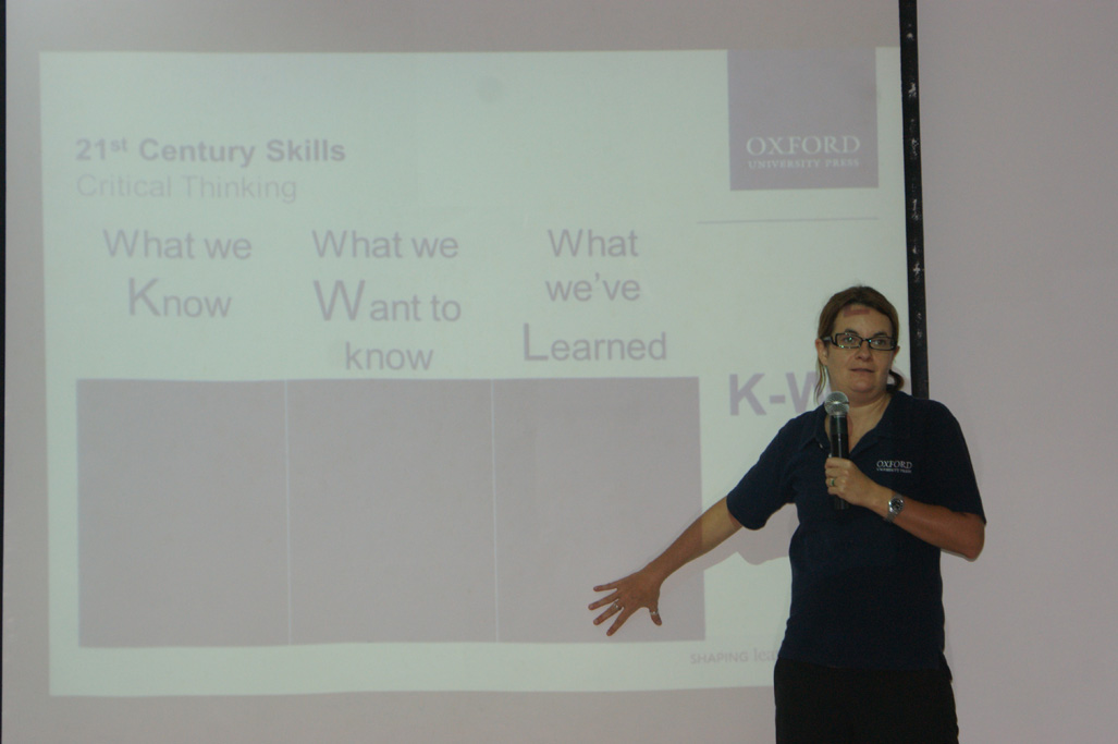 Oxford University tập huấn giảng dạy cho giáo viên Bậc Tiểu học IPS