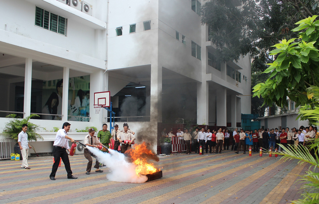 Fire prevention and fighting at GAIE 2014...<img src='/App_Themes/Default/Images/iconnew.gif' alt='' />