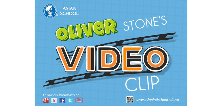 Cuộc thi Oliver Stone's video clip