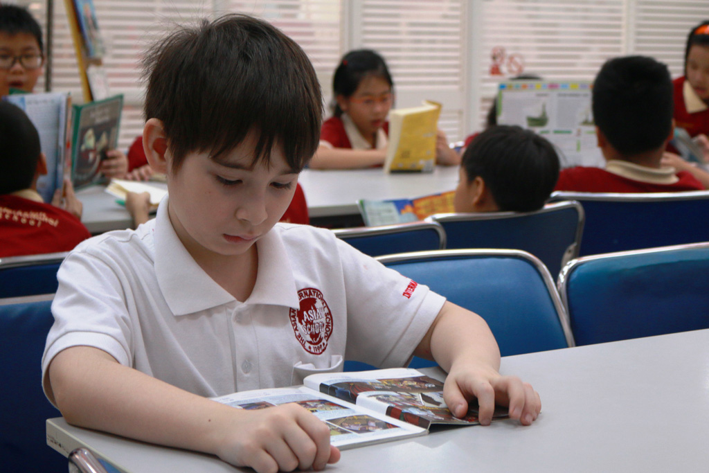 The series of fun days for reading exciting and great books along with exchanging valuable knowledge at the Asian School – IPS...<img src='/App_Themes/Default/Images/iconnew.gif' alt='' />